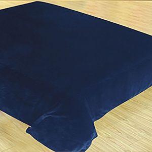 Other - Soft plush Fleece Full&Queen Blanket NAVY BLUE NEW